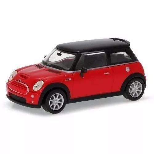 Mini Cooper S Vermelho Yat Ming 1/43