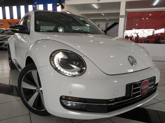 Volkswagen Fusca 2.0 Tsi 211cv Teto Solar Branco - 2015