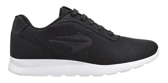 Zapatillas Topper Ultralight Niños Negras - Escolar Running