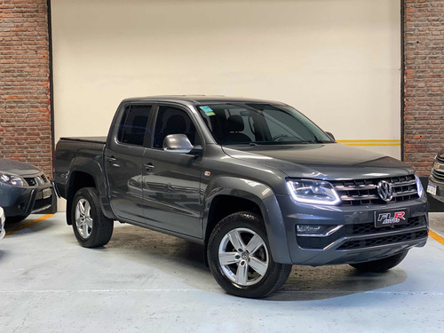 Volkswagen Amarok 2.0 Cd Tdi 180cv 4x2 Highline Pack At 2017