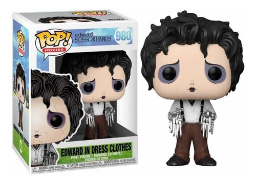 Funko Pop! Edward Scissorhands #980