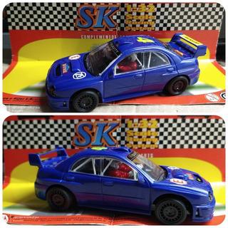 Subaru Wrc Escala 1/32 Para Pistas De Autos Sk Y Scalextric