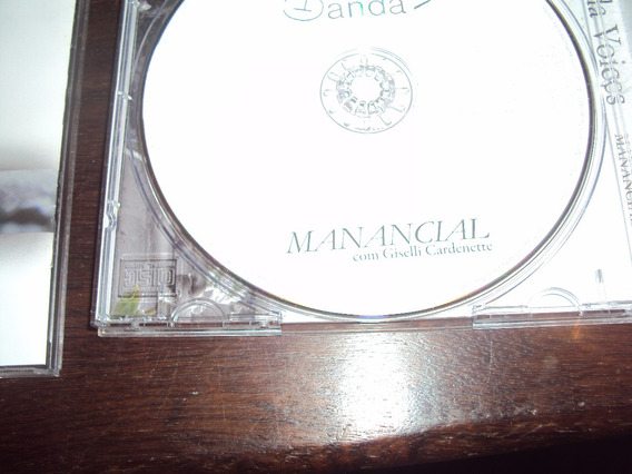 Cd Banda Voice - Manancial