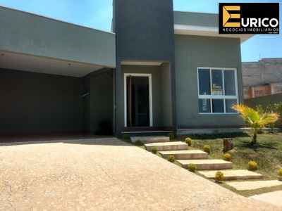 Casa Para Venda No Condomínio Residencial Villa Do Sol- Valinhos- Sp - Ca01291 - 33589190