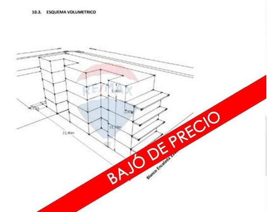 Lote 8,66x37 Construibles 1.148 M Venta Belgrano R