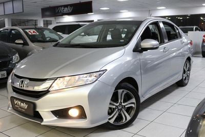 Honda City Exl 1.5 Flex!!!!!!! Top!!!!!!