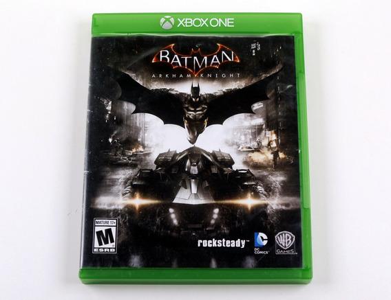 Batman Arkam Knight Original Xbox One - Mídia Física