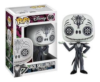 Funko Pop! Disney - Jack Skellington 69 Original