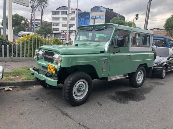 Nissan Patrol Motor: 4000 Modelo: 1971