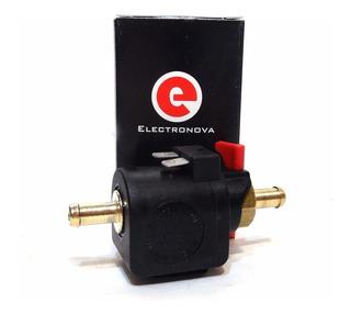 Electrovalvula Universal Paso De Nafta Gnc / Gas