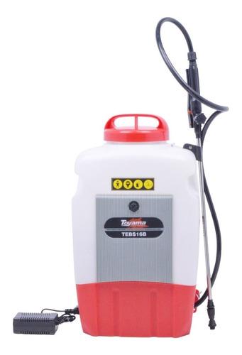 Pulverizador Costal À Bateria 16 Litros Tebs16b Toyama