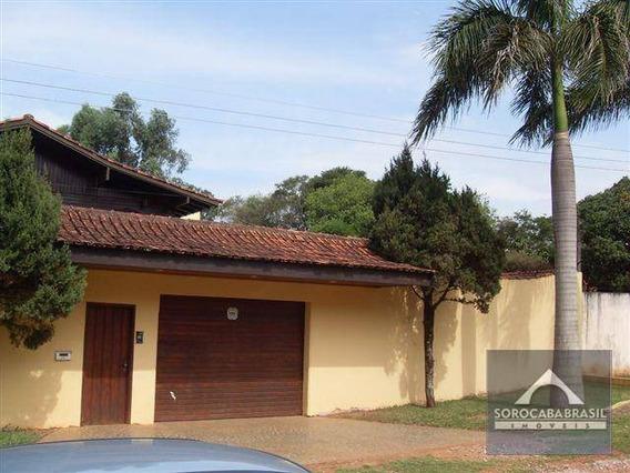 Chácara Com 8 Dormitórios À Venda, 1000 M² Por R$ 1.510.000,00 - Jardim Colonial - Araçoiaba Da Serra/sp - Ch0001