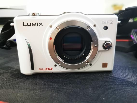 Panasonic Lumix Gf2 Branca