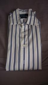 Camisa Polo Ralph Lauren De Vestir Manga Larga Talla S