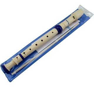 Flauta Dulce Memoris P C/varilla Limpiadora Ideal Colegio