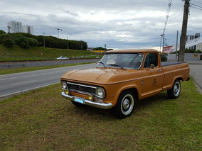 Chevrolet C10 1974 6 Cilindros Impecável