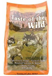 Taste Of The Wild High Prairie Puppy Bisonte Venado 1kg