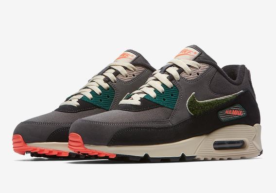 Nike Air Max 90 Oil Grey Rainforest