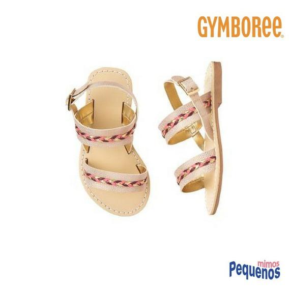 Sandália Gymboree Infantil Menina Original