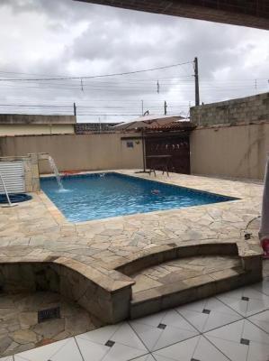 Imagem 1 de 14 de Casa Com Piscina E Churrasqueira Lado Serra.