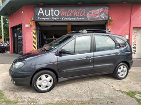 Renault Scenic Rt 1.6 Columbia Muy Buena Tomo Auto
