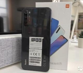 Xiaomi Redmi Note 8 T 128 Gb Rom 4 Gb Ram Moonshadow Grey