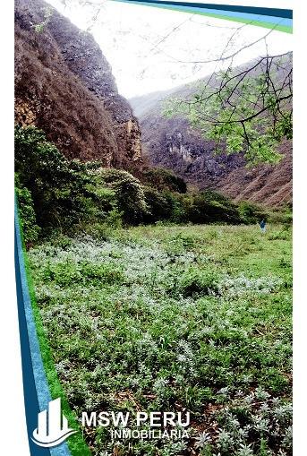 Venta Terreno Agrícola En Chachapoyas - Cerca Kuelap
