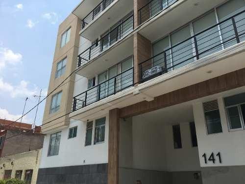 Departamento En Renta Nativitas, Benito Juárez