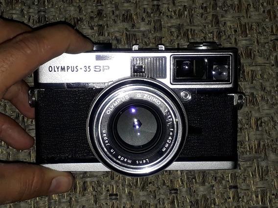 Olympus 35 Sp (spot Não Funciona)