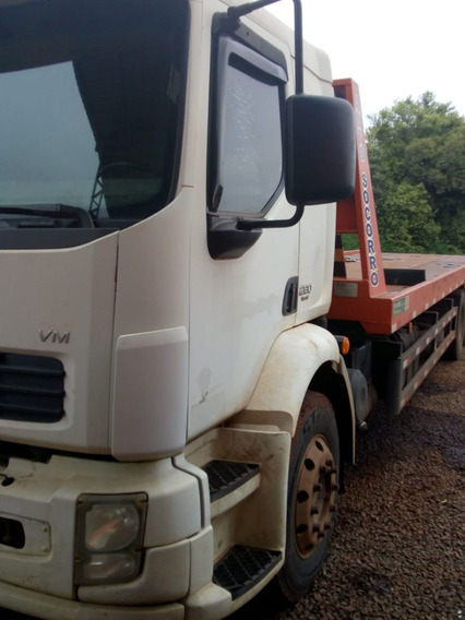 Caminhão Guincho - Volvo Vm260