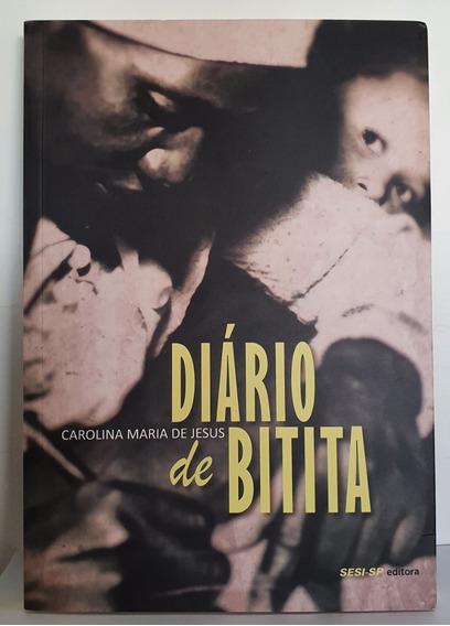 Livro Diário De Bitita - Carolina Maria De Jesus - Sesi Ed.