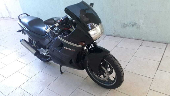 Honda Honra Cbr 450sr