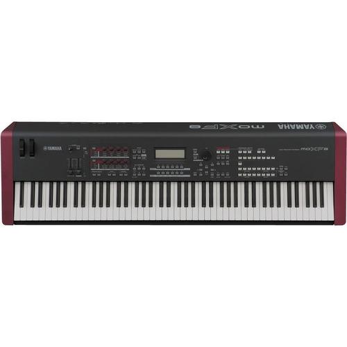 Teclado Yamaha Mox F8 Piano De 8 Octavas