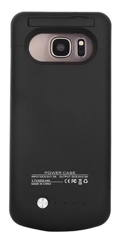 Cover Recargable Para Samsung Galaxy S7
