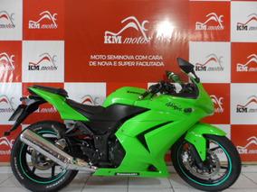 Ninja 250 Verde