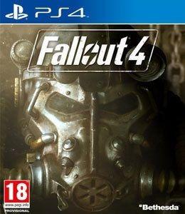 Jogo Fallout 4 - Ps4 - Seminovo