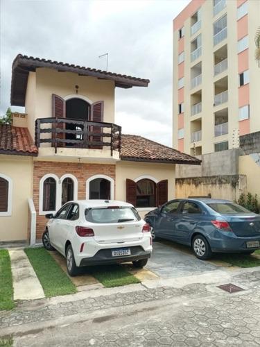 Casa Em Condomínio Financiamento Caraguatatuba - Sp - Porto Novo - 3929