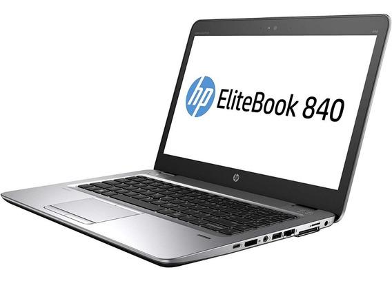 Notebook Hp I5 4th 4gb 180gb Ssd Elitebook Win 10 Bom Estado