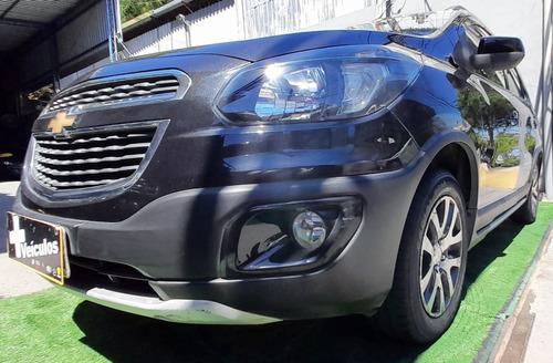 Chevrolet Spin Activ,  1.8 - Flex + Gnv, Completa