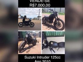 Suzuki Suzuki Intruder 125c