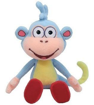 Pelúcia Macaco Botas Dora A Aventureira 20cms - Frete Gratis