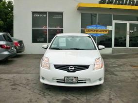 Nissan Sentra Custom Modelo 2012