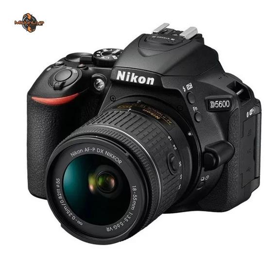 Camara Nikon Reflex D5600 18-55mm Original !!!