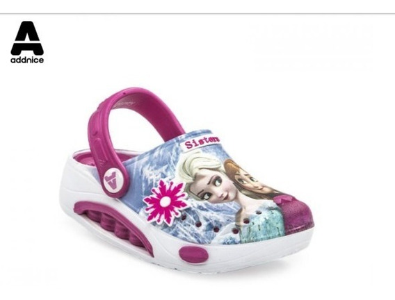 A9 Clog Addnice Frozen Summer Kids