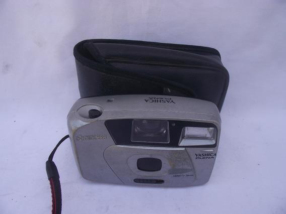 Antiga Camera Fotografica Da Marca Yashica (cod.2642)