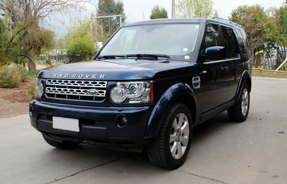 Land Rover Discovery 5.0 Hse 2011