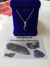 b67061d3d9c8 Cadena Plata Italiana 925 Con Gema Azabache 8mm