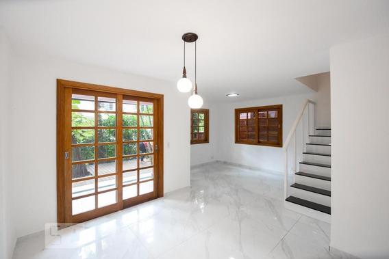 Casa Em Condomínio Com 4 Dormitórios E 2 Garagens - Id: 892971609 - 271609