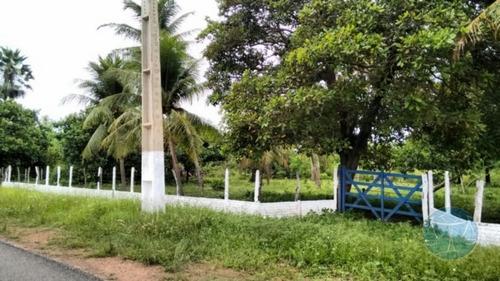 Imagem 1 de 15 de Fazenda Com Rio Maxaranguape Dentro - V-8846