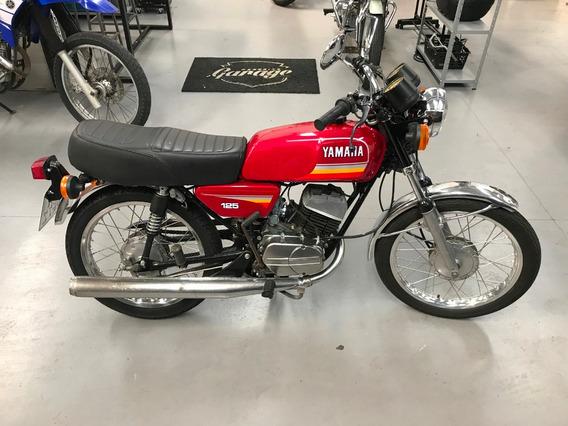 Yamaha Rx 125 1983